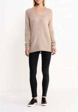 Пуловер Sweewe                                                                                                              бежевый цвет
