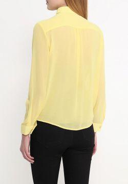 Блуза Sweewe                                                                                                              желтый цвет