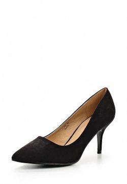 Туфли SWEET SHOES                                                                                                              черный цвет