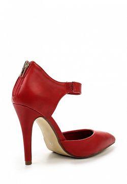 Туфли Sweet First                                                                                                              красный цвет