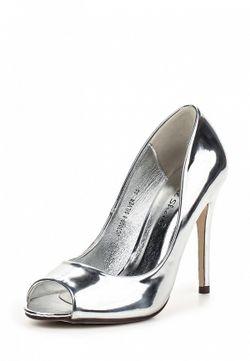 Туфли SWEET SHOES                                                                                                              Серебряный цвет