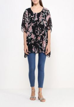 Блуза Sweet Lady                                                                                                              чёрный цвет