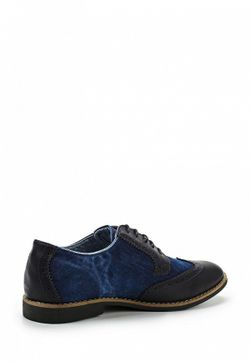 Туфли Tamboga                                                                                                              синий цвет