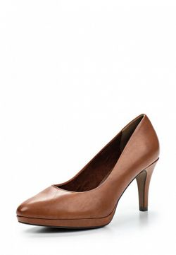 Туфли Tamaris                                                                                                              коричневый цвет