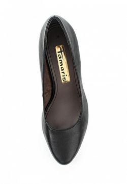 Туфли Tamaris                                                                                                              черный цвет