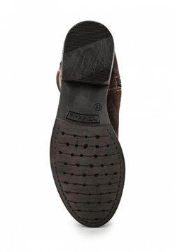 Ботфорты Tamaris                                                                                                              коричневый цвет