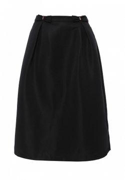 Юбка Ted Baker London                                                                                                              черный цвет