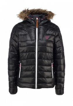 Куртка Утепленная Tenson                                                                                                              чёрный цвет