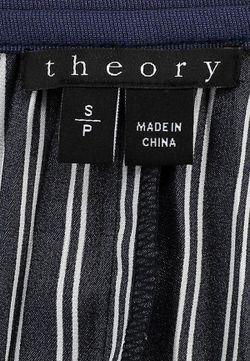 Юбка Theory                                                                                                              синий цвет
