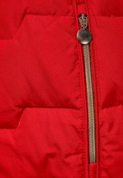 Пуховик Tom Farr                                                                                                              красный цвет