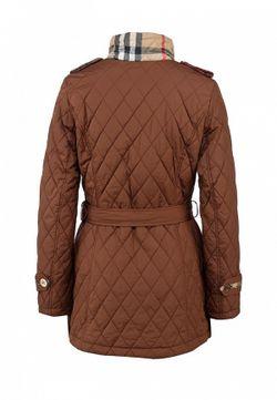 Куртка Утепленная Tom Farr                                                                                                              коричневый цвет