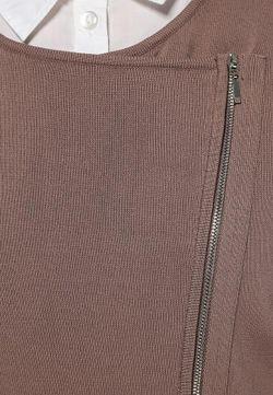 Кардиган Tom Farr                                                                                                              коричневый цвет