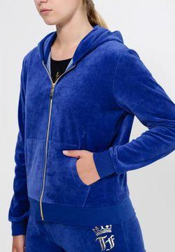 Толстовка Tom Farr                                                                                                              синий цвет
