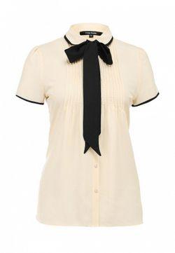 Блуза Tom Farr                                                                                                              бежевый цвет