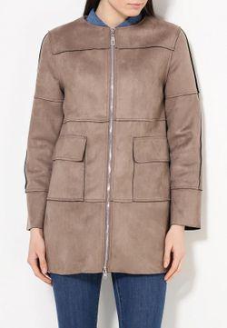 Пальто Tom Farr                                                                                                              бежевый цвет