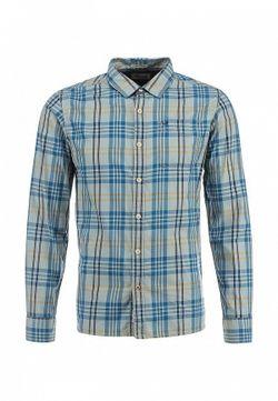 Рубашка Tommy Hilfiger                                                                                                              голубой цвет