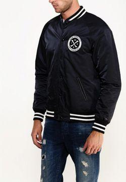 Куртка Утепленная Tommy Hilfiger Denim                                                                                                              чёрный цвет