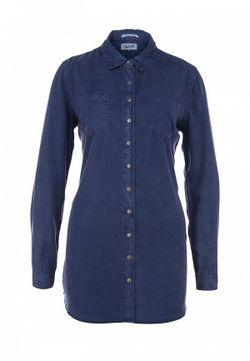 Платье Джинсовое Tommy Hilfiger Denim                                                                                                              синий цвет