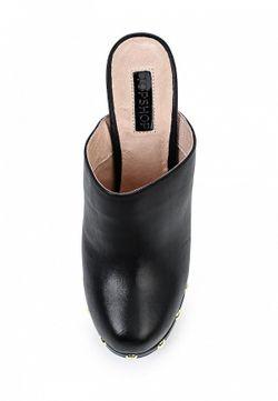 Сабо Topshop                                                                                                              чёрный цвет