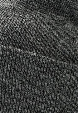 Шапка Topshop                                                                                                              серый цвет