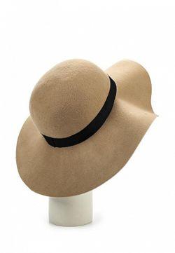 Шляпа Topshop                                                                                                              бежевый цвет
