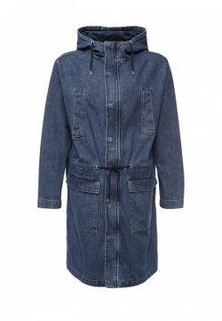 Куртка Джинсовая Topman                                                                                                              синий цвет