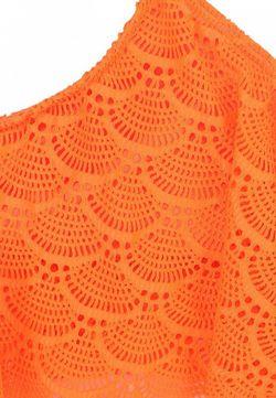 Купальник Topshop                                                                                                              оранжевый цвет