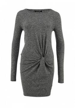 Платье Topshop                                                                                                              серый цвет