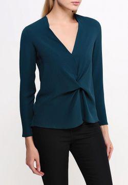 Блуза Topshop                                                                                                              зелёный цвет
