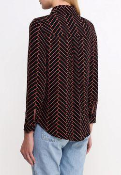Блуза Topshop                                                                                                              многоцветный цвет