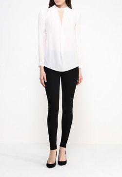 Блуза Topshop                                                                                                              белый цвет