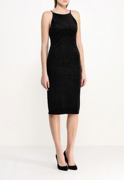 Платье Topshop                                                                                                              чёрный цвет