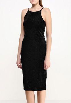 Платье Topshop                                                                                                              черный цвет