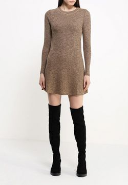 Платье Topshop                                                                                                              Горчичный цвет