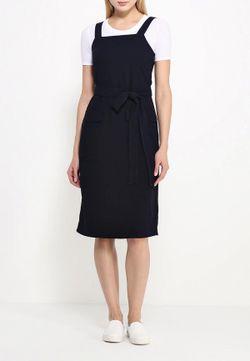 Платье Topshop                                                                                                              синий цвет