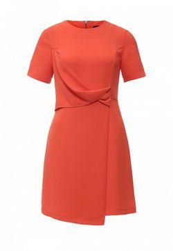 Платье Topshop                                                                                                              розовый цвет