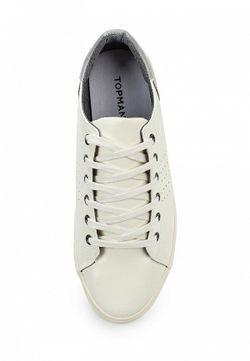 Кеды Topman                                                                                                              белый цвет
