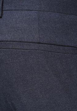 Брюки Topman                                                                                                              синий цвет