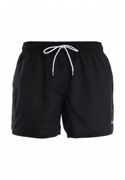 Шорты Для Плавания Topman                                                                                                              черный цвет