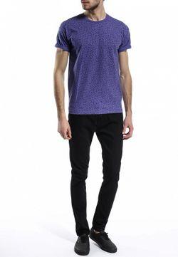 Футболка Topman                                                                                                              фиолетовый цвет