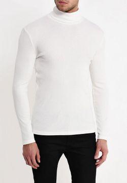 Водолазка Topman                                                                                                              белый цвет