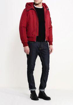 Куртка Утепленная Topman                                                                                                              красный цвет