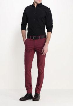 Рубашка Topman                                                                                                              чёрный цвет