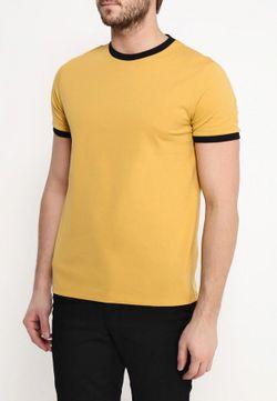 Футболка Topman                                                                                                              желтый цвет