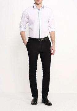 Рубашка Topman                                                                                                              белый цвет