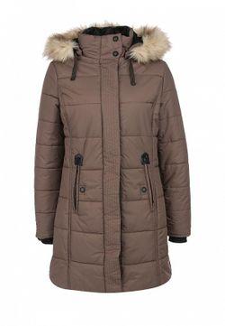 Куртка Утепленная Torstai                                                                                                              коричневый цвет