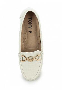 Туфли Tony-p                                                                                                              белый цвет