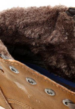 Кеды TOM TAILOR                                                                                                              коричневый цвет