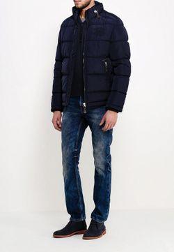 Куртка Утепленная TOM TAILOR                                                                                                              синий цвет