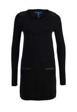 Платье TOM TAILOR                                                                                                              чёрный цвет